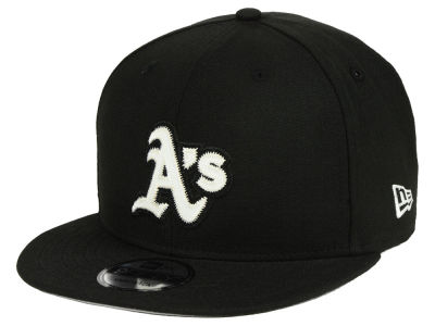 Oakland Athletics New Era MLB Jersey Hook 9FIFTY Snapback Cap
