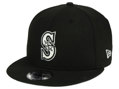 Seattle Mariners New Era MLB Jersey Hook 9FIFTY Snapback Cap