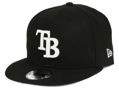 Tampa Bay Rays New Era MLB Jersey Hook 9FIFTY Snapback Cap
