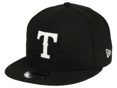 Texas Rangers New Era MLB Jersey Hook 9FIFTY Snapback Cap