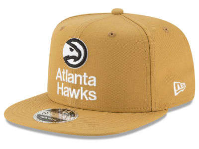 Atlanta Hawks New Era NBA Retro Basic 9FIFTY Snapback Cap