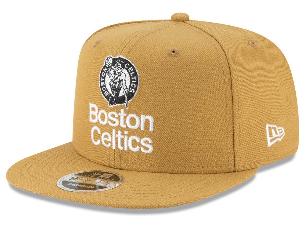 b784fa37dcd ... usa boston celtics new era nba retro basic 9fifty snapback cap lids  2f578 f2d3e