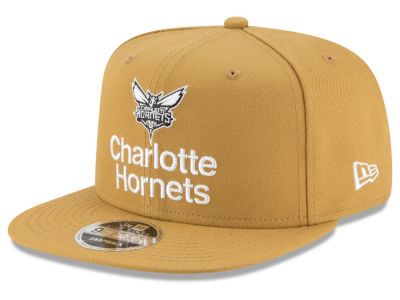Charlotte Hornets New Era NBA Retro Basic 9FIFTY Snapback Cap