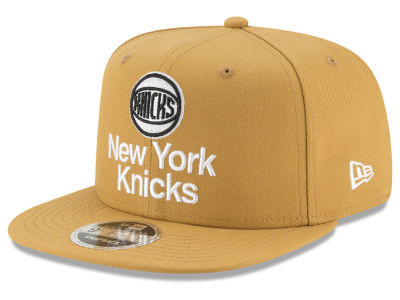 New York Knicks New Era NBA Retro Basic 9FIFTY Snapback Cap