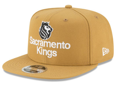 Sacramento Kings New Era NBA Retro Basic 9FIFTY Snapback Cap