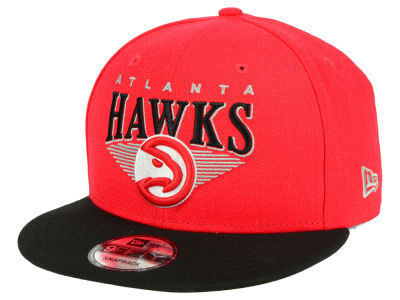 Atlanta Hawks New Era NBA Retro Triangle 9FIFTY Snapback Cap