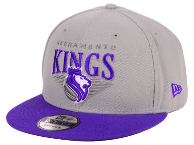 Sacramento Kings New Era NBA Retro Triangle 9FIFTY Snapback Cap