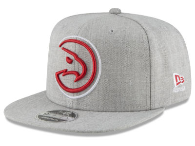 Atlanta Hawks New Era NBA Logo Trace 9FIFTY Snapback Cap