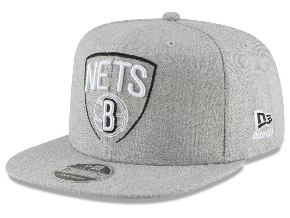 b3d13d834 where can i buy brooklyn nets new era nba logo trace 9fifty snapback ...