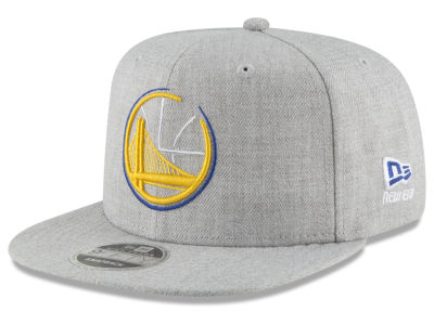 Golden State Warriors New Era NBA Logo Trace 9FIFTY Snapback Cap
