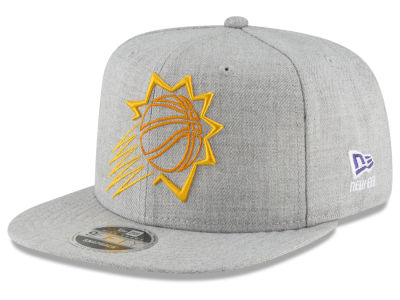 Phoenix Suns New Era NBA Logo Trace 9FIFTY Snapback Cap