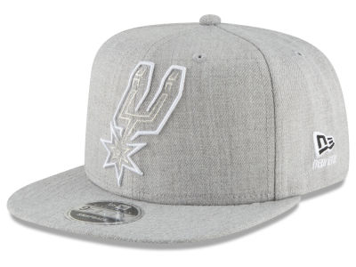 San Antonio Spurs New Era NBA Logo Trace 9FIFTY Snapback Cap