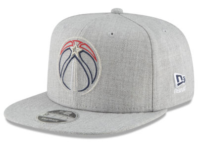 Washington Wizards New Era NBA Logo Trace 9FIFTY Snapback Cap
