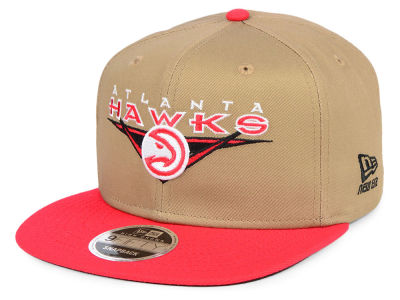 Atlanta Hawks New Era NBA Jack Knife 9FIFTY Snapback Cap