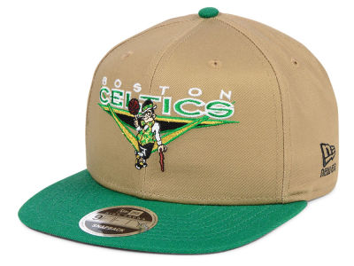 Boston Celtics New Era NBA Jack Knife 9FIFTY Snapback Cap