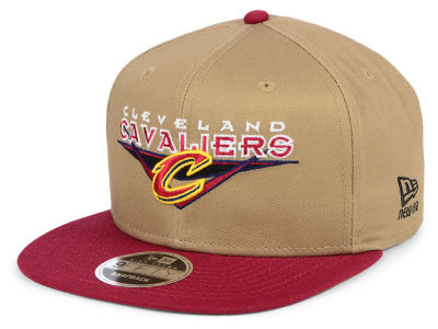 Cleveland Cavaliers New Era NBA Jack Knife 9FIFTY Snapback Cap