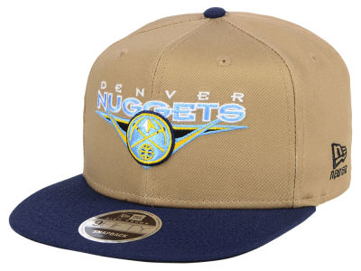 Denver Nuggets New Era NBA Jack Knife 9FIFTY Snapback Cap
