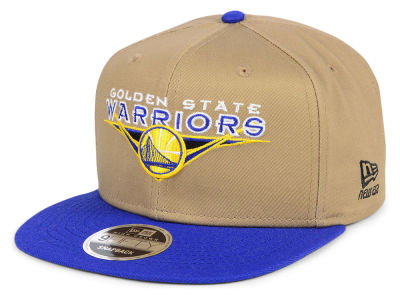 Golden State Warriors New Era NBA Jack Knife 9FIFTY Snapback Cap