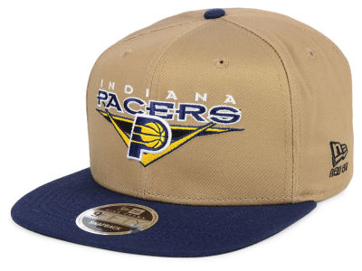 Indiana Pacers New Era NBA Jack Knife 9FIFTY Snapback Cap