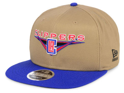 Los Angeles Clippers New Era NBA Jack Knife 9FIFTY Snapback Cap