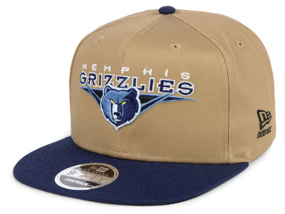 Memphis Grizzlies New Era NBA Jack Knife 9FIFTY Snapback Cap