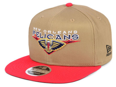 New Orleans Pelicans New Era NBA Jack Knife 9FIFTY Snapback Cap