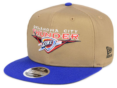 Oklahoma City Thunder New Era NBA Jack Knife 9FIFTY Snapback Cap