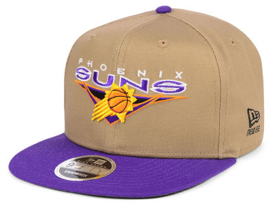 Phoenix Suns New Era NBA Jack Knife 9FIFTY Snapback Cap