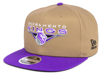 Sacramento Kings New Era NBA Jack Knife 9FIFTY Snapback Cap