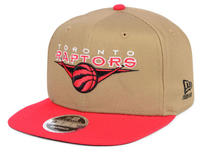 Toronto Raptors New Era NBA Jack Knife 9FIFTY Snapback Cap