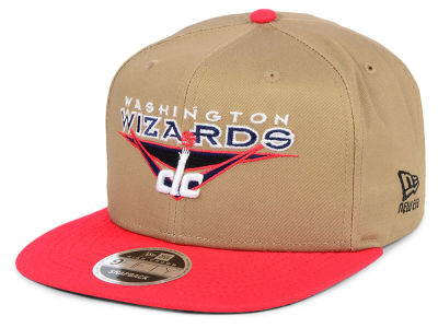 Washington Wizards New Era NBA Jack Knife 9FIFTY Snapback Cap