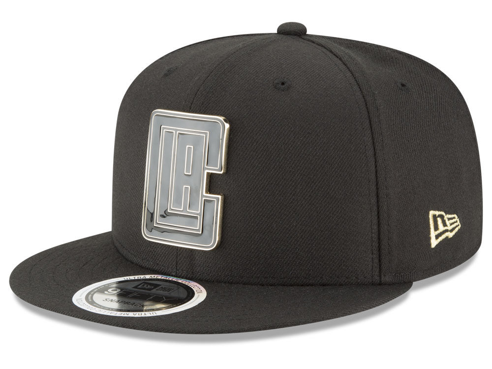 5458dc37e3b ... switzerland los angeles clippers new era nba black enamel 9fifty  snapback cap 289c6 db7e7