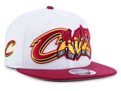 Cleveland Cavaliers New Era NBA Retro Word 9FIFTY Snapback Cap