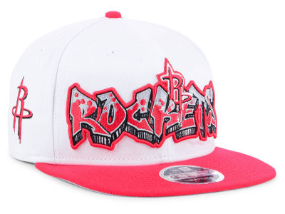 NBA Rétro chapeau du Word 9FIFTY Snapback