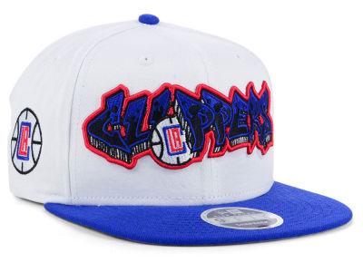 a71c044dc1a Los Angeles Clippers New Era NBA Retro Word 9FIFTY Snapback Cap