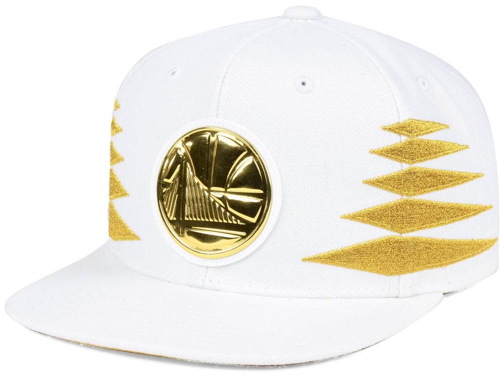 69b0fd9d ... italy golden state warriors mitchell ness nba gold diamonds snapback cap  d23ab b561d
