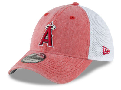 Los Angeles Angels New Era MLB Hooge Neo 39THIRTY Cap