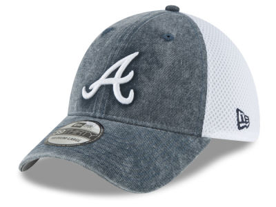 Atlanta Braves New Era MLB Hooge Neo 39THIRTY Cap