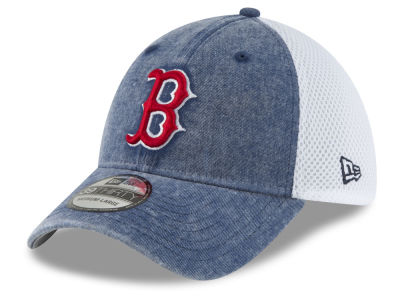 Boston Red Sox New Era MLB Hooge Neo 39THIRTY Cap