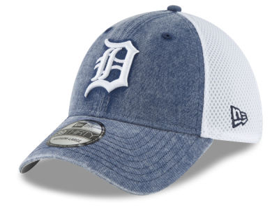 new arrival 571c8 a8d8d Detroit Tigers New Era MLB Hooge Neo 39THIRTY Cap