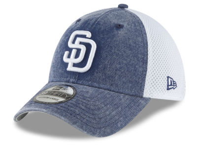 San Diego Padres New Era MLB Hooge Neo 39THIRTY Cap