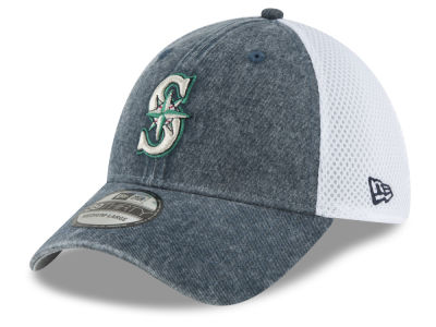 Seattle Mariners New Era MLB Hooge Neo 39THIRTY Cap