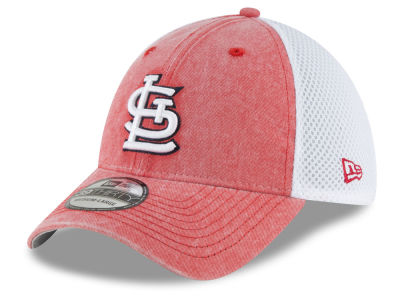 St. Louis Cardinals New Era MLB Hooge Neo 39THIRTY Cap