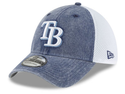 Tampa Bay Rays New Era MLB Hooge Neo 39THIRTY Cap