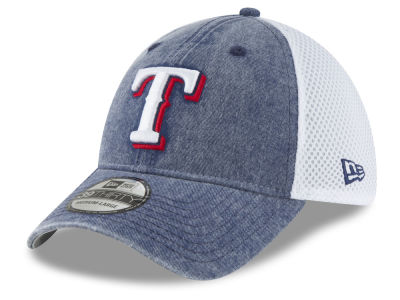 Texas Rangers New Era MLB Hooge Neo 39THIRTY Cap