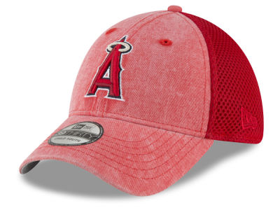 Los Angeles Angels New Era MLB Jr Hooge Neo 39THIRTY Cap