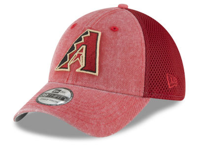 Arizona Diamondbacks New Era MLB Jr Hooge Neo 39THIRTY Cap