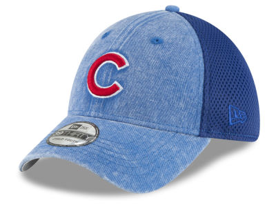Chicago Cubs New Era MLB Jr Hooge Neo 39THIRTY Cap