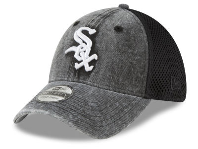 Chicago White Sox New Era MLB Jr Hooge Neo 39THIRTY Cap