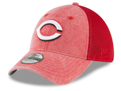Cincinnati Reds New Era MLB Jr Hooge Neo 39THIRTY Cap